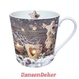 natural x-mas mug